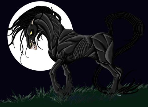 The Puca by LynxGriffin