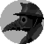 Plague doctor icon by lunageek520
