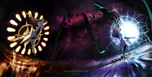 Equilibrium :commission: by Tapwing