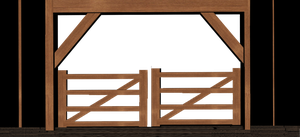 Ranch Gate png by mysticmorning