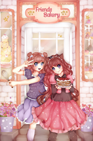 CE: Friends' Bakery by naitsuko