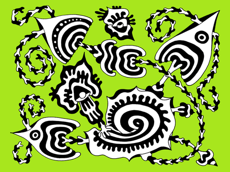 Doodle January 11th 2010 by cargill