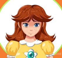 DAISY IN SMASH!!!! by retsudemian07