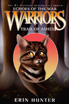 Cover: Trail of Ashes, Book Four by Jayie-The-Hufflepuff