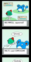 RALTS vs MARILL