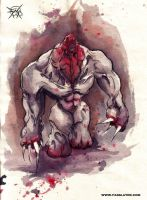 Titan from Hell by FASSLAYER