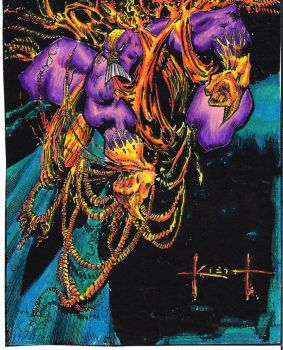 sam kieth maxx by shinichizen