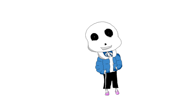Sans by ISetWaifuOnFire