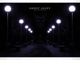 Ghost Alley by shadowiness