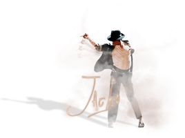 Michael Jackson by H3llish