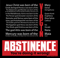 Abstinence is Futile by teews666