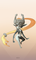 Midna by ItsWolven