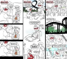 Tiny Red Hood and the Outlaws 2 by yolin