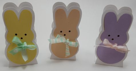 Easter Bunny Lollipop Holders-UniqueDesignsbymonic by UniqueDesignByMonica