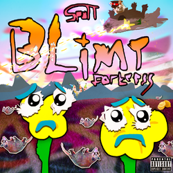 Spott - Blimp Fortress - cover art by Poowis