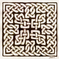keltic knotwork 2 by liebeSuse