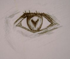 Eye practice by R1bcage