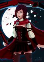 Ruby Rose Volume 4 by MsJorable