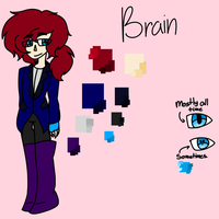 Brain 3.0 by Bonnieart04