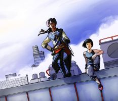 Assassin's Edge by Pehesse