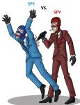 Spy vs. Spy by Darkfire-JD