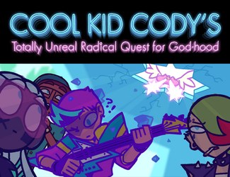 Cool Kid Cody: Totally Unreal by GreenMangos