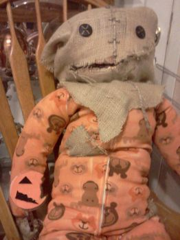 sam trick r treat custom doll by nomadicempath