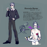 Horacio Barns by Tinypop