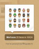 MinFaces by HYDRATTZ