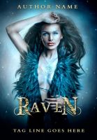 Raven available for book cover by PetyaPlamenova