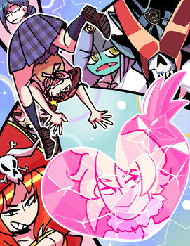 space patrol luluco! by nautical-anchors