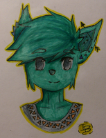 Practising traditional coloring c: by DeadAppleToast