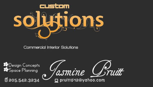 Custom Solutions by sunrhythms