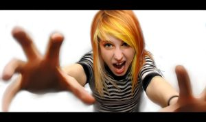 Hayley Williams by duncantje