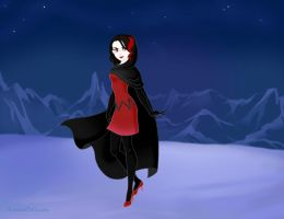 Katix the Vampire (For Scouteaglelovect) by suburbantimewaster
