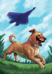 Buster and Thundercracker by CliffeArts