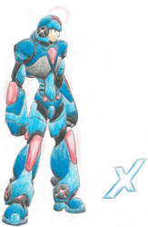 Custom MEGA MAN X by IlReSanmto