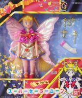 Super Sailor Moon Crisis Doll by aleena