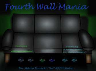 Fourth Wall Mania (Cover Art) by TheTARDISMistress