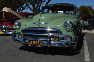 1951 Chevrolet Styleline Deluxe Sedan IV by Brooklyn47