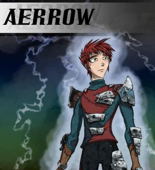Storm Hawks- Aerrow by Lost-of-Existence