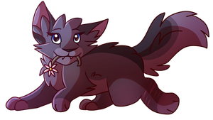 Cinderpelt by KatieR66