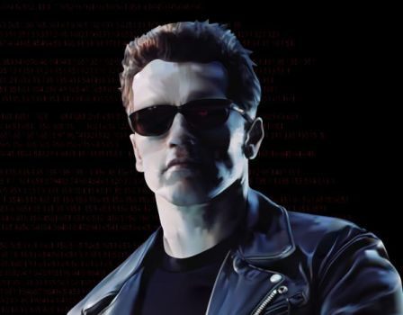 Arnold the Terminator mesh by Madtoy