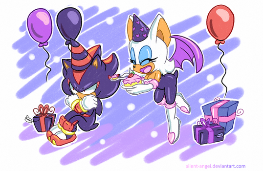 Birthday thing by SiIent-AngeI