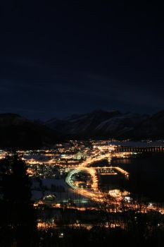 Sykkylven By Night, revisited by willyandre