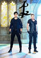 Jace and Alec Shadowhunters by letydb