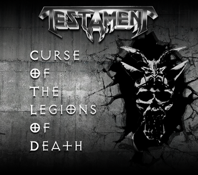 Custom Album Cover: Testament - C.O.T.L.O.D by rubenick
