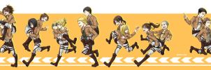 SNK - RUN! RUN! RUN! by MONO-Land