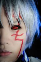 Allen Walker from D. Gray-man by Zakane