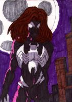 Ultimate Spider-Woman by ChahlesXavier
